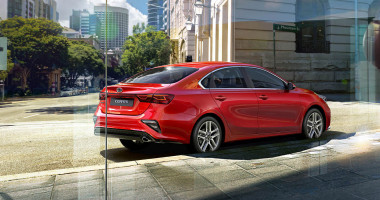 All New Cerato Sedan