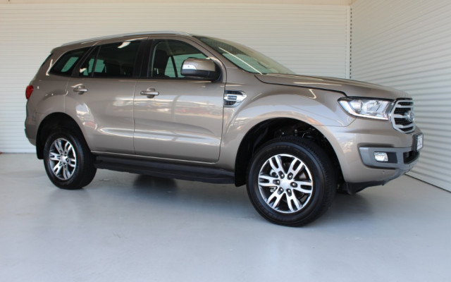 Ford Everest TREND UA II 2019.00MY