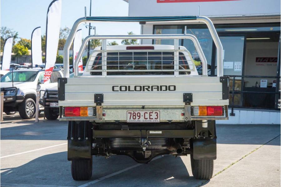 2016 Holden Colorado RG MY17 LS Utility