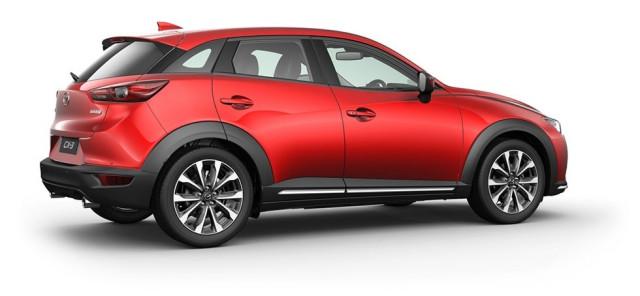 2020 MY0  Mazda CX-3 DK sTouring Suv Mobile Image 11