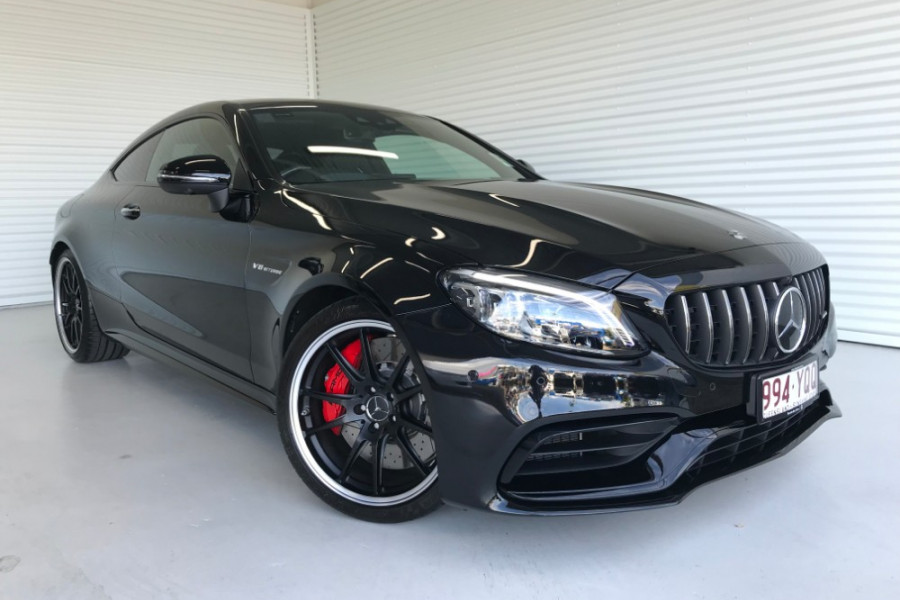 2019 Mercedes-Benz C-class C205 809MY C63 AMG Coupe