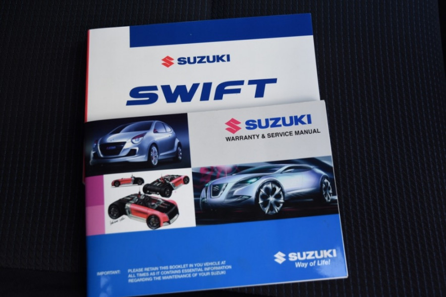 2009 Suzuki Swift RS415 GLX Hatchback Image 17