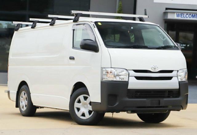 2015 Toyota Hiace KDH201R Van
