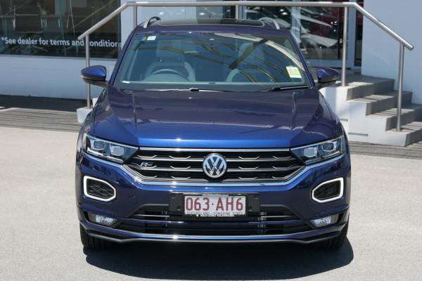 2020 Volkswagen T-Roc T-Roc Sport Wagon Image 2