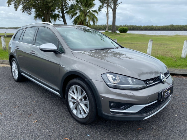 2015 MY16 Volkswagen Golf VII MY16 Alltrack Wagon