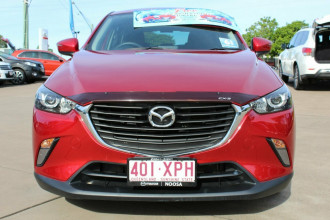 2017 Mazda CX-3 DK2W76 Maxx SKYACTIV-MT Suv Image 3