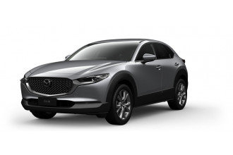 2021 MY20 Mazda CX-30 DM Series G20 Touring Wagon Image 2
