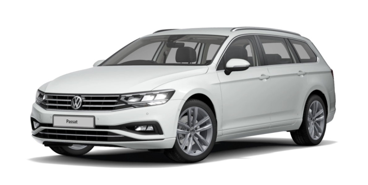 2020 Volkswagen Passat B8 140 TSI Business Wagon