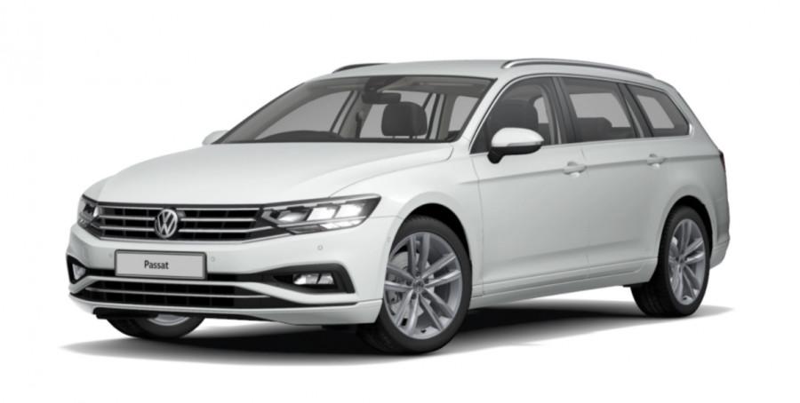 2020 Volkswagen Passat B8 140 TSI Business Wagon Image 1