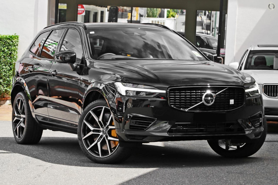 2021 Volvo XC60 UZ T8 Polestar Suv