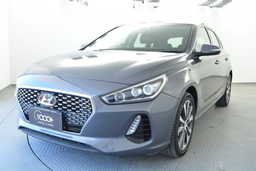 2018 MY19 Hyundai I30 PD2 MY19 Premium Hatchback