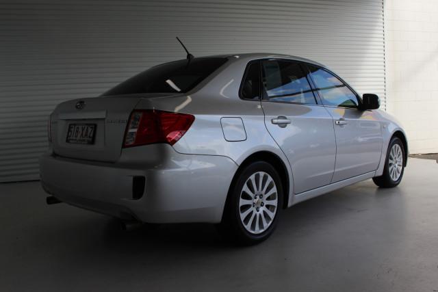 2010 Subaru Impreza G3 MY10 RX Sedan Image 2