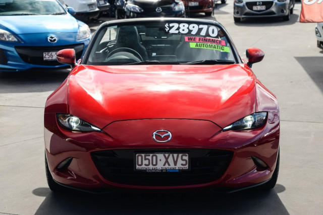2017 Mazda Mx-5 ND GT Convertible Image 3