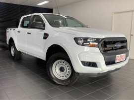 2018 Ford Ranger PX MkII  XL Utility