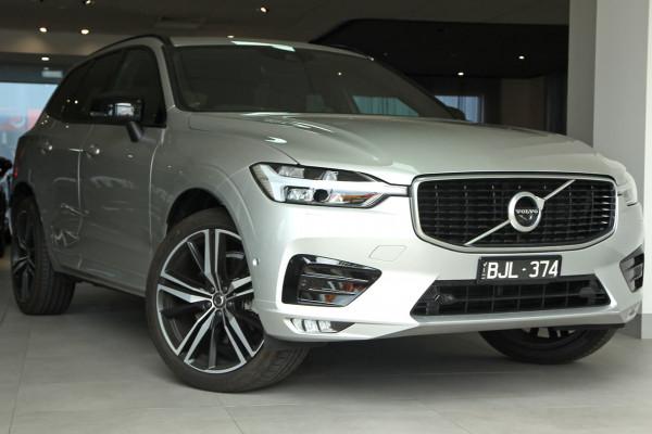 2019 MY20 Volvo XC60 UZ D5 R-Design Suv