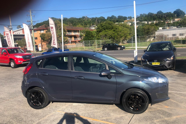 2016 Ford Fiesta WZ Ambiente Hatchback Image 2