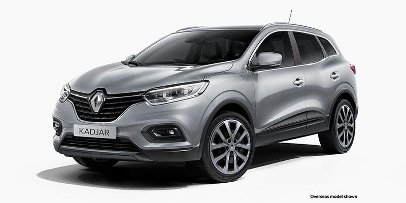 2019 MY20 Renault Kadjar XFE Zen Wagon