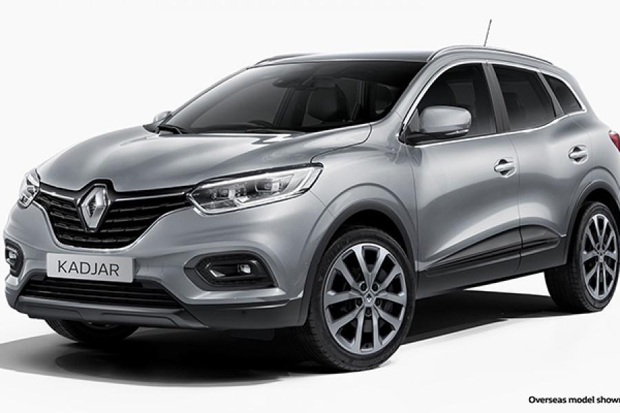2019 MY20 Renault Kadjar XFE Zen Wagon Image 1