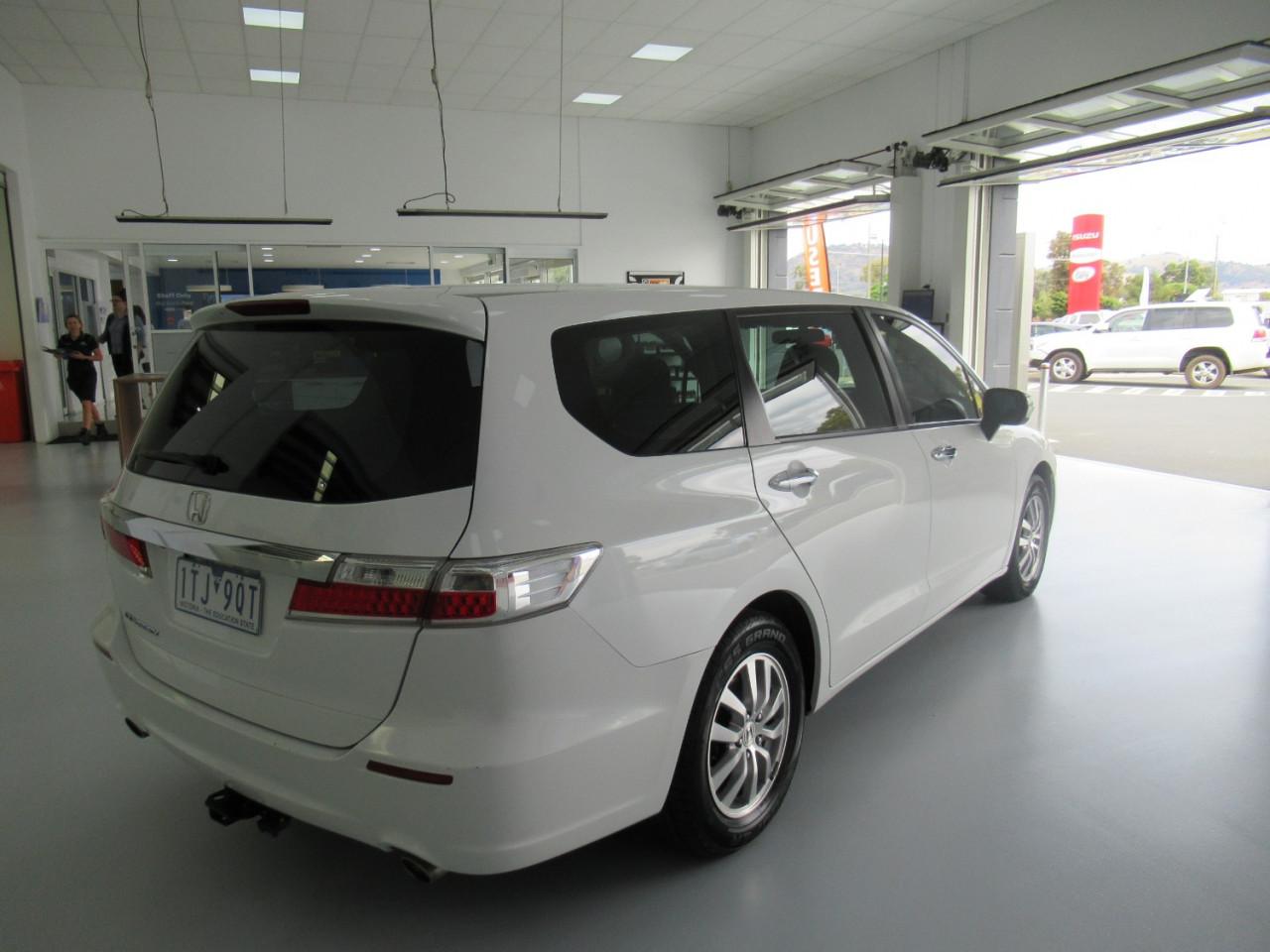 2013 Honda Odyssey 4TH GEN MY13 Wagon Image 6