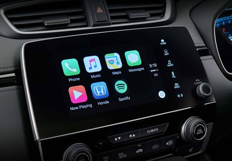 CR-V Touchscreen Display
