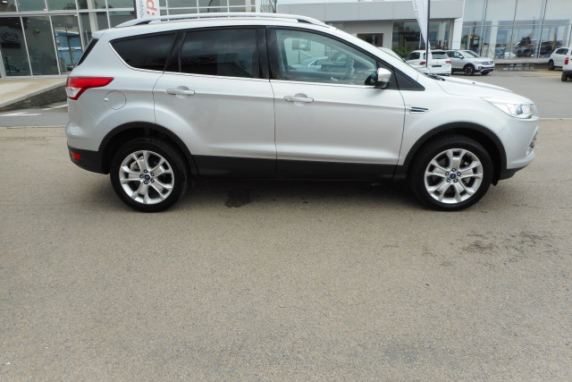 2016 MY16.5 Ford Kuga TF  Trend Wagon