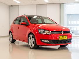 Volkswagen Polo 66TDI Comfortline 6R