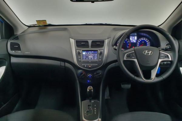 2019 Hyundai Accent RB6 Sport Hatch Hatchback Image 4