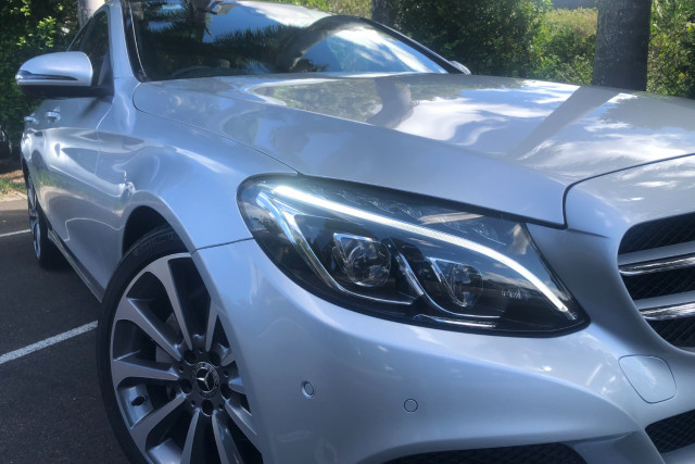 2017 MY57 Mercedes-Benz C-class W205 807+ C250 Sedan Image 2
