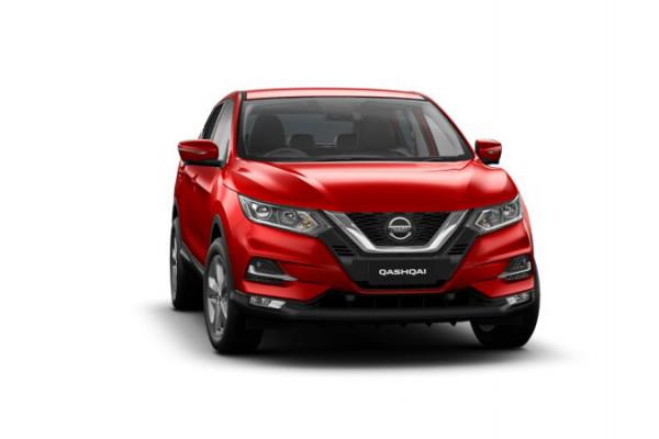2020 MY0  Nissan QASHQAI J11 Series 3 ST Plus Hatchback Image 5