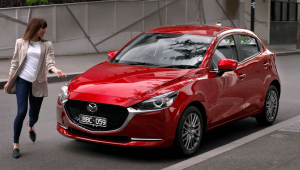 2 It's time to step up to Mazda2