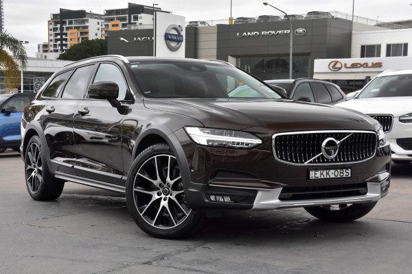 Volvo V90 Cross Country D5 P Series