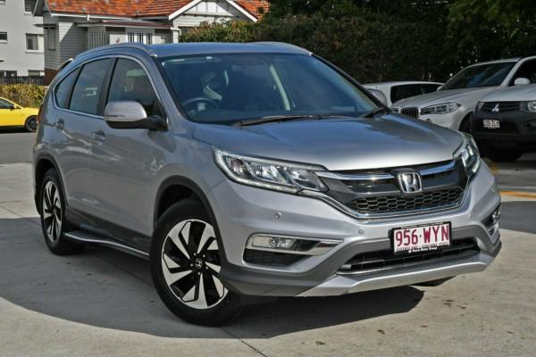 2016 MY17 Honda CR-V RM Series II MY17 Limited Edition Suv