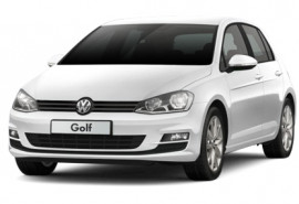 Volkswagen Golf 110TDI Highline 7