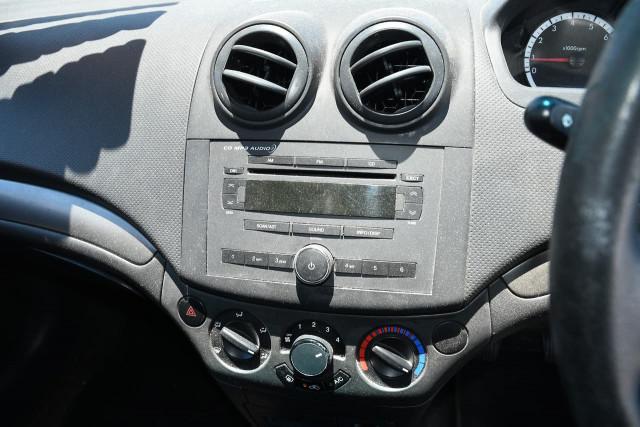 2007 Holden Barina TK MY07 Sedan Image 11