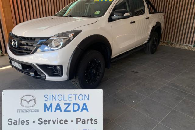 2019 Mazda BT-50 UR 4x4 3.2L Dual Cab Pickup Boss Dual cab