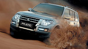 Pajero Super Select II 4WD