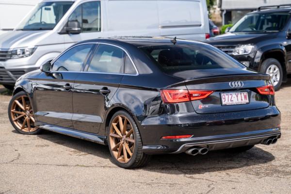 2014 Audi S3 8V  Sedan