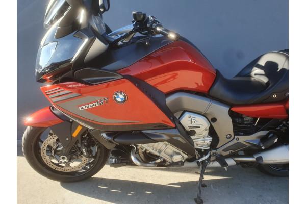 2015 BMW K 1600 GT Motorcycle Image 3