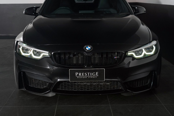 2017 BMW M4 Bmw M4 Competition Auto Competition Coupe Image 3