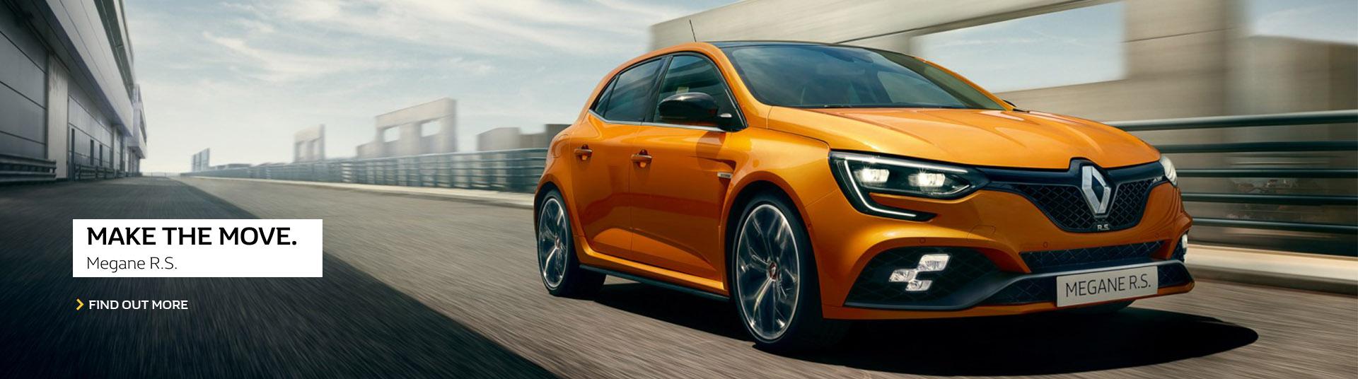 Renault Offers - April 2019