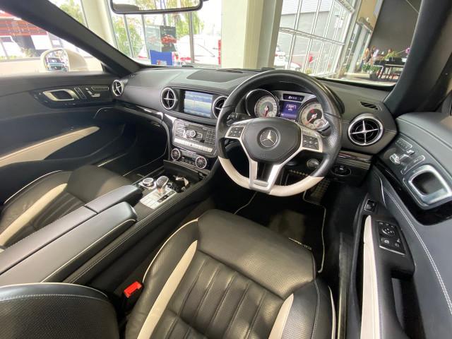 2015 Mercedes-Benz Sl-class R231 SL500 Roadster Image 13