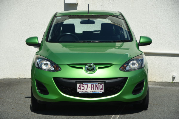 2010 Mazda 2 DE10Y1 Neo Hatchback Image 2