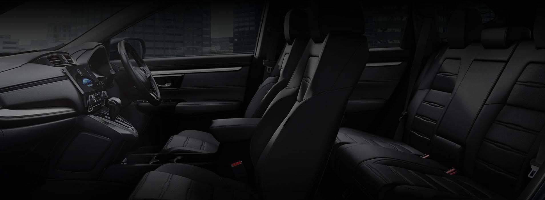 CR-V Safety