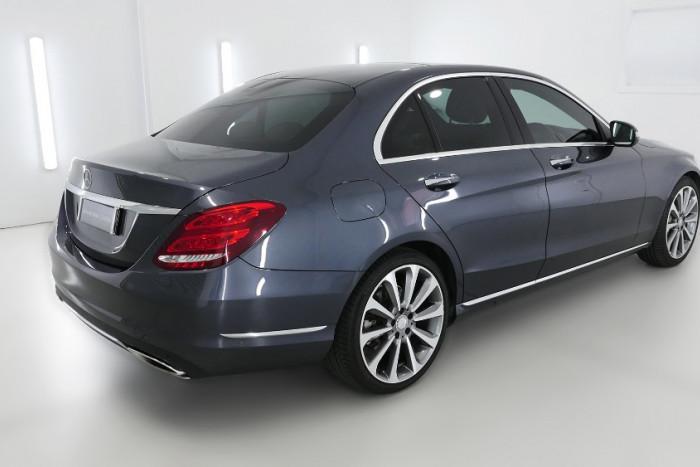 2014 Mercedes-Benz C-class W205 C250 Sedan