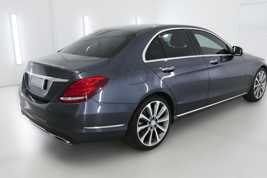2014 Mercedes-Benz C-class W205 C250 Sedan