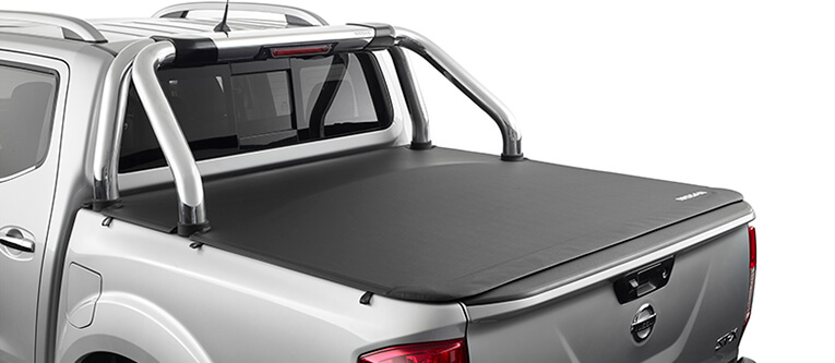 Soft Tonneau Cover (With Sports Bar)
