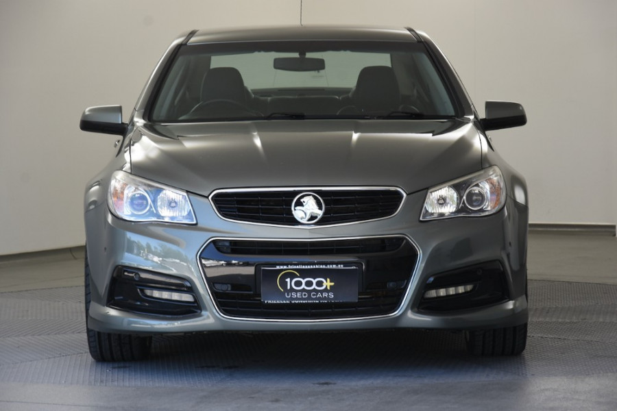 2013 MY12.5 Holden Commodore VE II MY12.5 SV6 Sedan