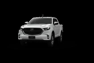 2021 Mazda BT-50 TF XT 4x2 Dual Cab Pickup Utility crew cab Image 3