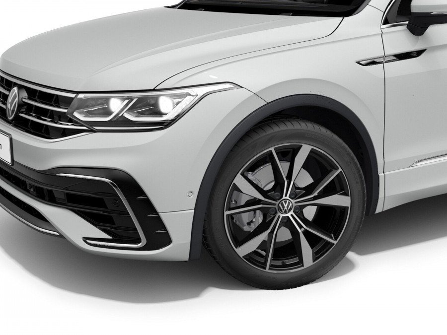 2021 Volkswagen Tiguan 5N 147TDI R-Line Suv