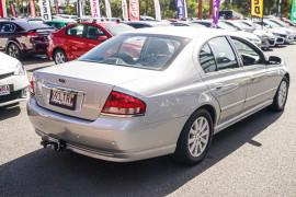 2008 Ford Fairmont BF Mk II Sedan